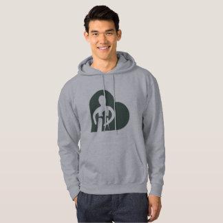 Mens Hoodie (grey)