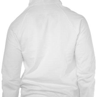 Men's Hoodie - Logo Front / Teapot Back