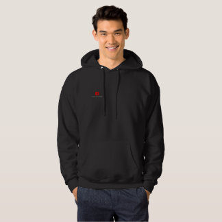 "Men's Hoodie with quote: ""Eat, Sleep, Lift."""