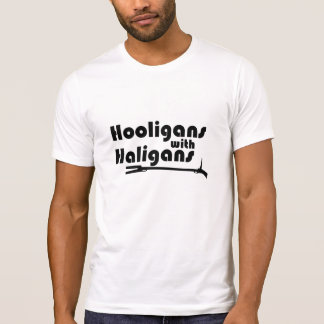 Men's Hooligans with Haligans T-Shirt