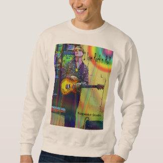 """Men's """"I love Rock n Roll"""" Sweatshirt"""