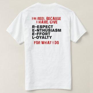 Men's I'm REEL T-Shirt (White)