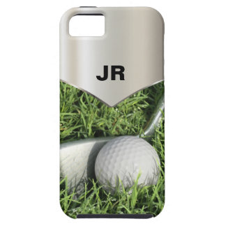 Mens iPhone 5 Tough Golf Cases