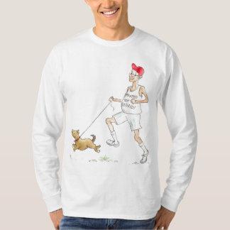 Men's 'Jogger' T-shirt