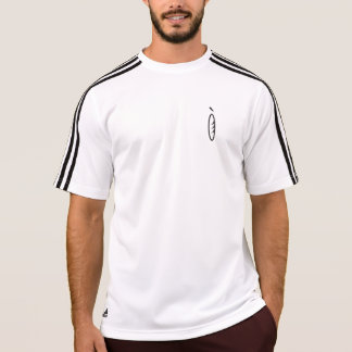 Men's Joint Adidas ClimaLite® Striped T-Shirt