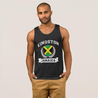 Men's Kingston, Jamaica Tank-top Singlet