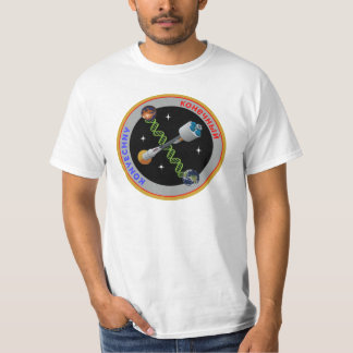 "Men's ""Konyechny Mission Patch"" tee"