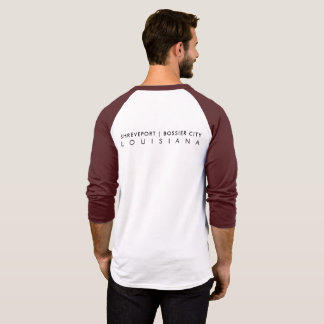 Mens L/S Raglan T-Shirt