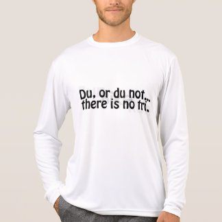 Men's Long-Sleeve Performance Duathlon T-Shirt