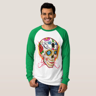 Men's Long Sleeve Raglan T-Shirt