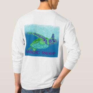 Men's long sleeve Sea Turtle Tee Shirt
