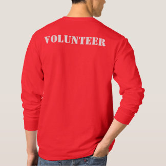 Men's Long Sleeve (small emblem) T-Shirt