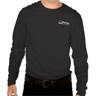 Men's Long Sleeve Tee Small BeckRidge Logo