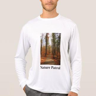 Men's Long Sleeved T shirt - Nature Patrol
