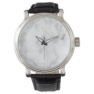 Mens MARBLE ACCENT Minimalist Watch | Gift for HIM