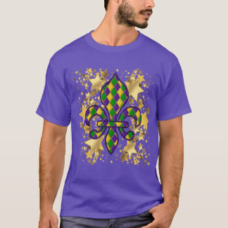 Men's Mardi Gras Shirt