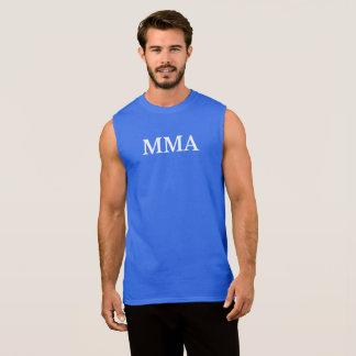 Mens MMA Sleeveless Shirt