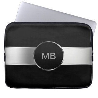 Men's Monogram Laptop Case