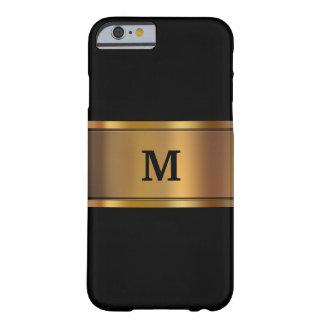 Men's Monogram Smartphone Case
