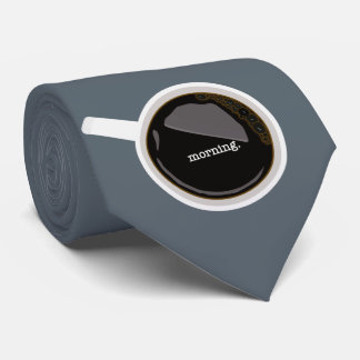 Men's Morning Coffee Tie