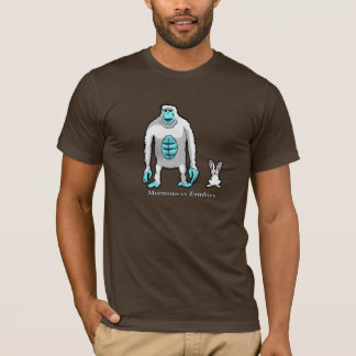 Men's MvZ Abominable Snow Zombie Tee