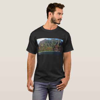 Men's Na Pali Coast Dark T-Shirt