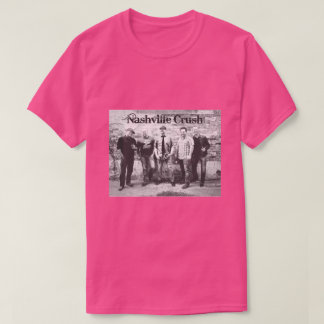 mens nashville crush t-shirt