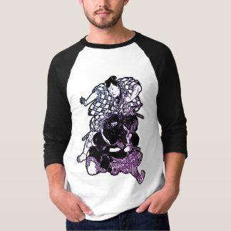 Men's Ninja Print T-Shirt