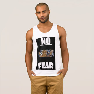 Men's No Fear Tank Top