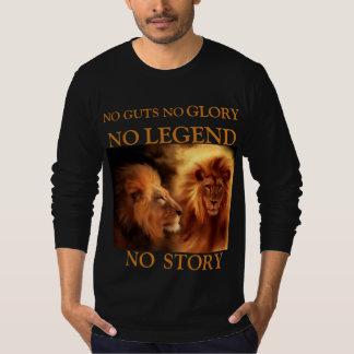 Men's No Guts No Glory Long Sleeve T T-Shirt