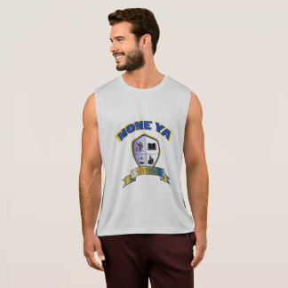 Men's None Ya University Crest Tank