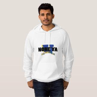 Men's None Ya University Hoodie