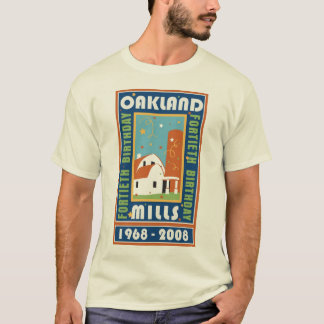 Men's Oakland Mills 40th Birthday T-Shirt