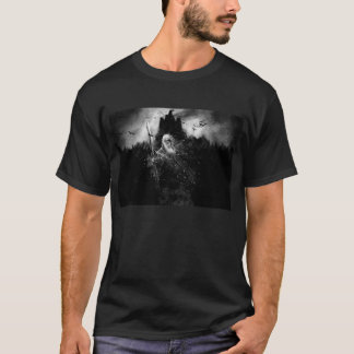Men's Odin shirt with Algiz rune