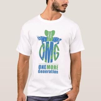 Men's OMG logo T-shirt