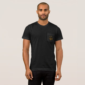 Men's One Pocket Shirt with Logo