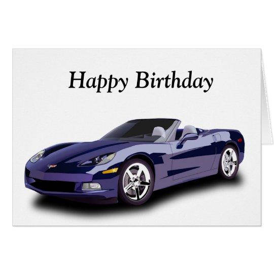 Mens or boys birthday card