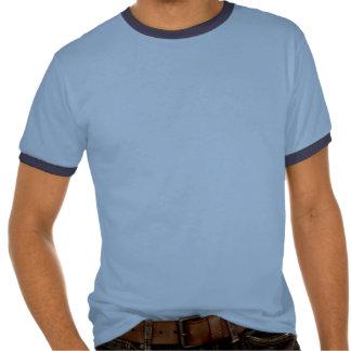 Mens'  Peace Ringer T-Shirt
