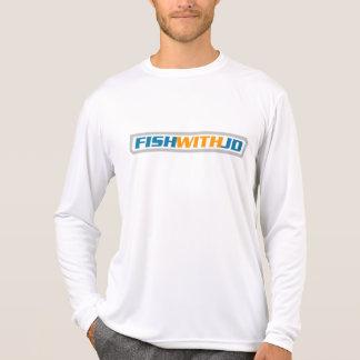 Men's Performance Micro-Fiber Long Sleeve T Shirt