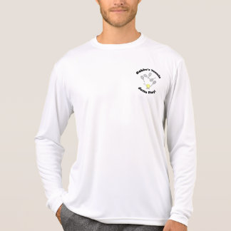 Men's Performance Micro-Fiber Long Sleeve T-Shirt