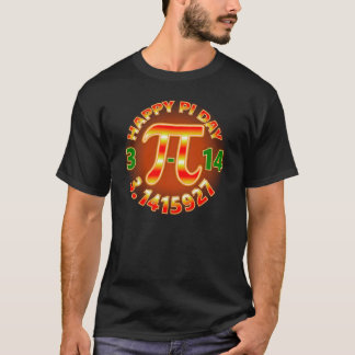 Men's Pi Day Geek T-Shirt