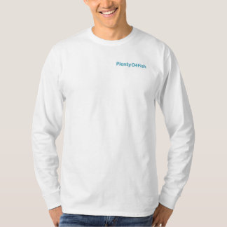 Men's PlentyOfFish Basic Longsleeve T-Shirt
