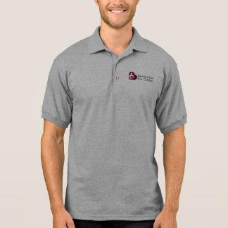 Mens Polo (grey)
