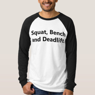 Mens Powerlifting Shirt