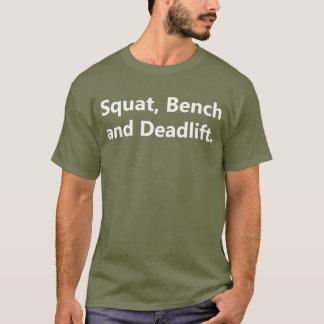 Mens Powerlifting T-Shirt