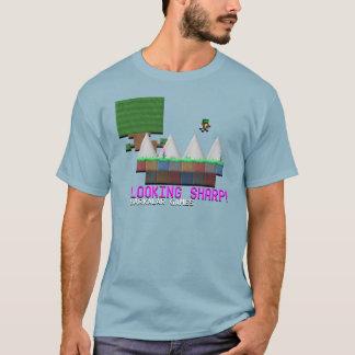 Men's Professor Nasty Time: Shirt Colored (Sharp)