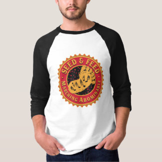 Men's Raglan Jersey T-Shirt