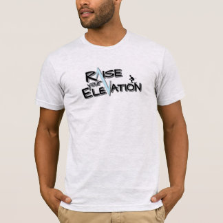 Men's Raise Your Elevation Skiing T-Shirt