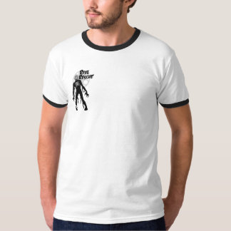 Men's Reel Ringer Tee/Mist. Tshirts