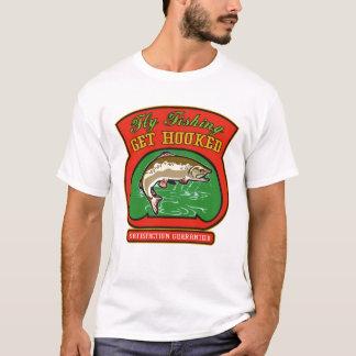 Mens Retro Fisherman T-Shirt